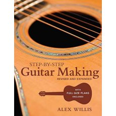 Book: Step-by-step Guitar Making