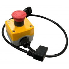 Record Power In Line Emergency Stop Switch for Coronet Herald Lathe