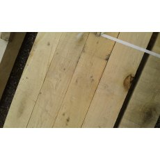 Fresh Sawn Oak Posts 100x100 Beams 2.4m pack deal 20 posts