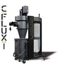 Laguna C Flux 3 Cyclone Dust Extractor with Fine Filter