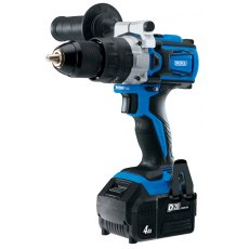 D20 20V Brushless Combi Drill with 4Ah Battery and Fast Charger