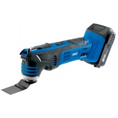 D20 20V Oscillating Multi Tool with 2Ah Battery and Charger