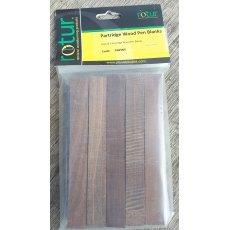 Pen Blanks - Partridge Wood (5 pack)