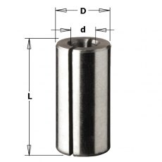 Bushing D=6,35-12,7Mm L=25