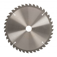 Woodworking Saw Blade 250 x 30mm 40T