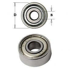 CMT Bearing D=6.35-15.8Mm