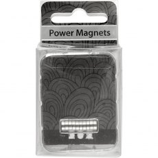 10Pk Power Magnets 5mm Diameter