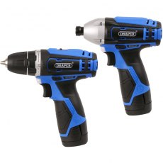 10.8V TWIN PACK DRILL + DRIVER
