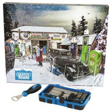 55 Piece Tool Advent Calendar