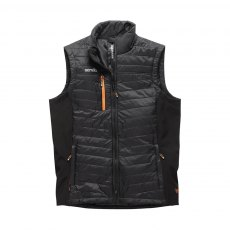 Trade Body Warmer Black L