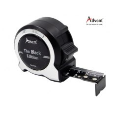 ADVENT  5M/16FT BLACK EDITION TAPE MEASURE