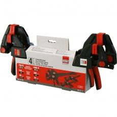 NEW Bessey Easy Clamp Set 2x150mm + 2x300mm 4pcs