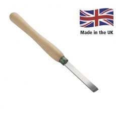 "NEW British Made Record Power 3/4"" Skew Chisel (12"" Handle)"