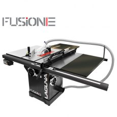 "Laguna Fusion3 10"" Cast Iron Tablesaw With Integrated Wheel Kit"