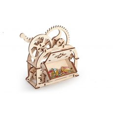 Ugears Theater Mechanical Wooden Model 3D Puzzle