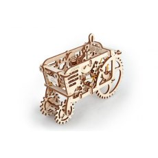 Ugears Tractor's trailer  Mechanical Wooden Model 3D Puzzle
