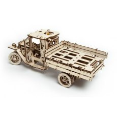 Ugears Truck UGM-11 Mechanical Wooden Model 3D Puzzle