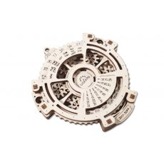 Ugears Date Navigator   Mechanical Wooden Model 3D Puzzle
