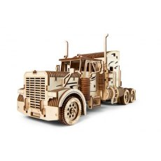 Ugears Heavy Boy Truck VM-03  Mechanical Wooden Model 3D Puzzle