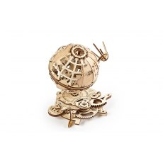 Ugears Globe  Mechanical Wooden Model 3D Puzzle
