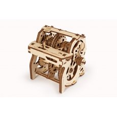Ugears Stem Lab Gearbox  Mechanical Wooden Model 3D Puzzle