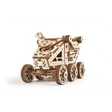Ugears Mars Buggy Mechanical Wooden Model 3D Puzzle