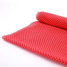 Red Tenura Non Slip Mat holds workpieces and tools securely on your workspace 1000 x 600 mm