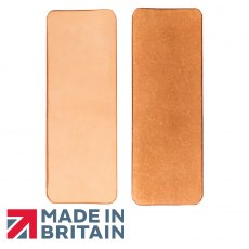 "Double sided Leather Honing Strop 8"" x 3"