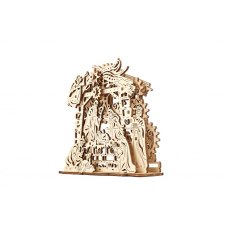 Ugears Nativity Scene Wooden Mechanical Model Kit