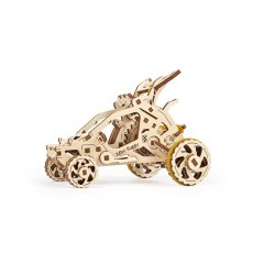 Ugears Mini Buggy Wooden Mechanical Kit