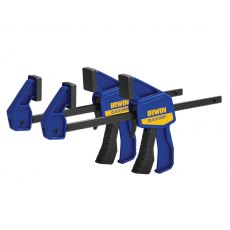 Mini Bar Clamp Twin Pack 150mm (6in)