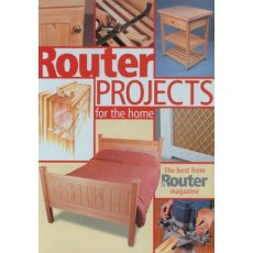Book: Router Projects for the Home