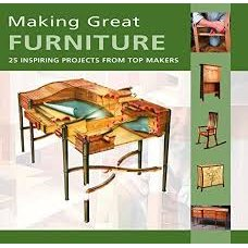 Book: Making Great Furniture: 25 Inspiring Projects from Top Makers