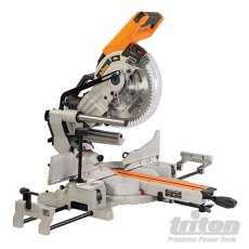 Triton 1800W Sliding Compound Mitre Saw 254mm TCMS254