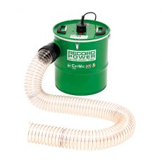 Record Power CamVac CGV286 Dust Extractor + 2m Hose & Easy-Fit Cuff Single / Twin Motor