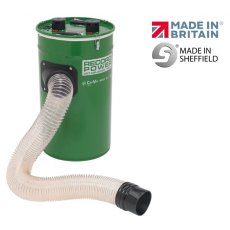 Record Power CamVac CGV336-4 Medium Extractor with 2 Metres of Hose and Easy-Fit Cuff