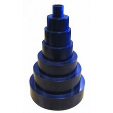 Charnwood Stepped Reducing cone 150, 125, 100, 75, 63, 50 & 25mm