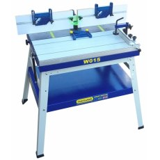 Charnwood W015 Floorstanding Router Table with Sliding Table