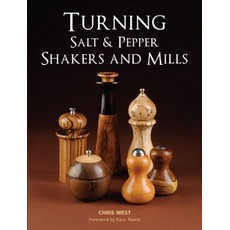 Book: Turning Salt & Pepper Shakers and Mills