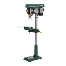 "Record Power Heavy Duty Pedestal Drill with 50"" Column and 5/8"" Chuck"