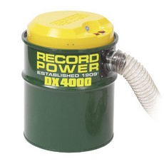 Record Power DX4000 Dust Extractor 80L, 2000W