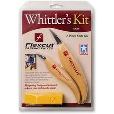 Flexcut Whittler's Kit KN300