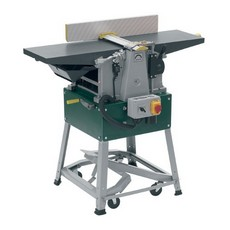 "Record Power PT260 10"" x 6"" Planer Thicknesser, 2000W, 240V c/w Stand & Wheel Kit"
