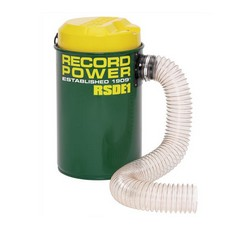 Record Power RSDE1 Dust Extractor 45L, 1000W