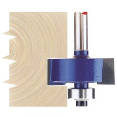 DRAPER 1/4' Rebate 32 x 12mm TCT Router Bit