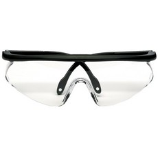 DRAPER Expert Anti-Mist Clear Scratch-Resistant Safety Spectacles to EN166 1 F Category 2