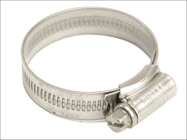 Jubilee® Jubilee 5 Zinc Plated Hose Clip 90mm - 120 mm 3.1/2-4.3/4in