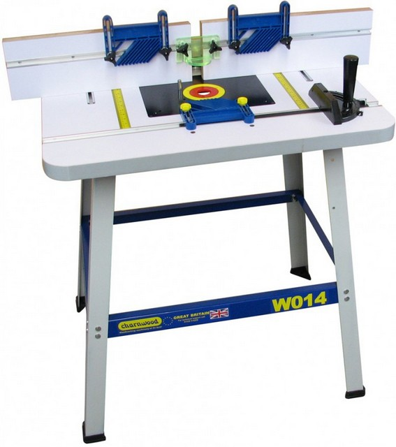 Charnwood Charnwood W014 Floorstanding Router Table
