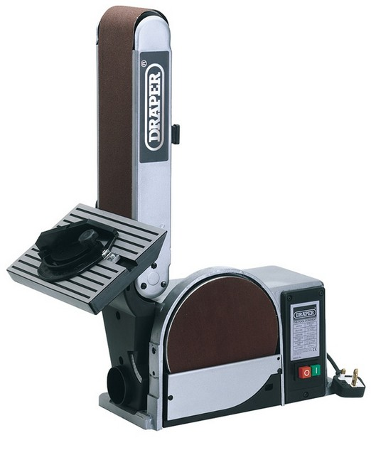 Draper DRAPER Belt and Disc Sander BDS368 50021