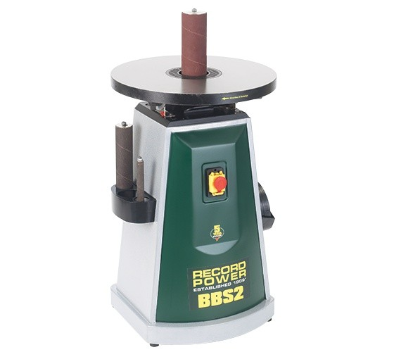 Record Power Record Power BBS2 Heavy Duty Floorstanding Bobbin Sander